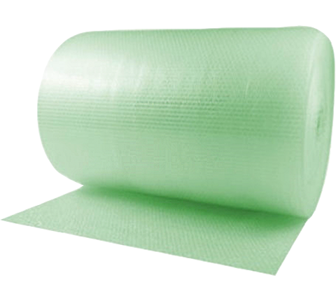 Bio Degradable Bubble Wrap - 500mm x 100m