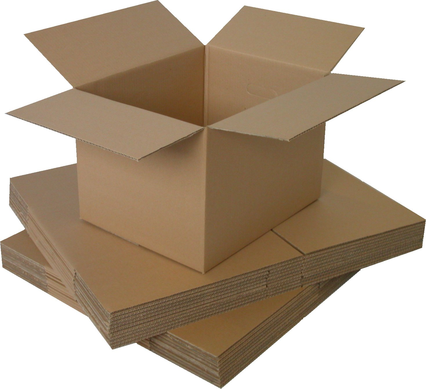 50 x Double Wall Boxes (377 x 283 x 279mm)