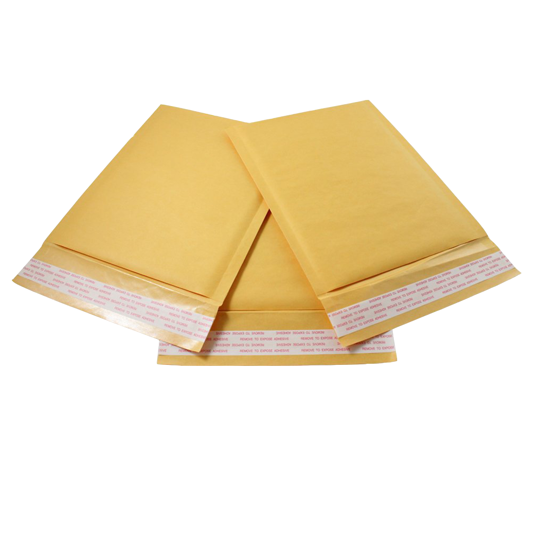 200 x Gold Bubble Envelopes (220mm X 340mm) - (F/3)