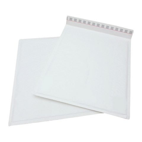 200 x White Bubble Envelopes (270mm X 360mm) - (H/5)