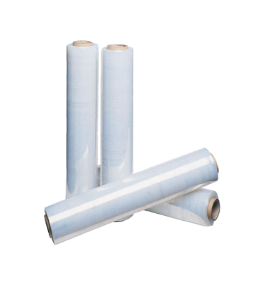 6 Rolls x Clear Shrink Wrap (400mm x 300m x 17mu)