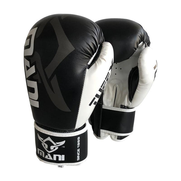 TuffX Boxing Gloves Black