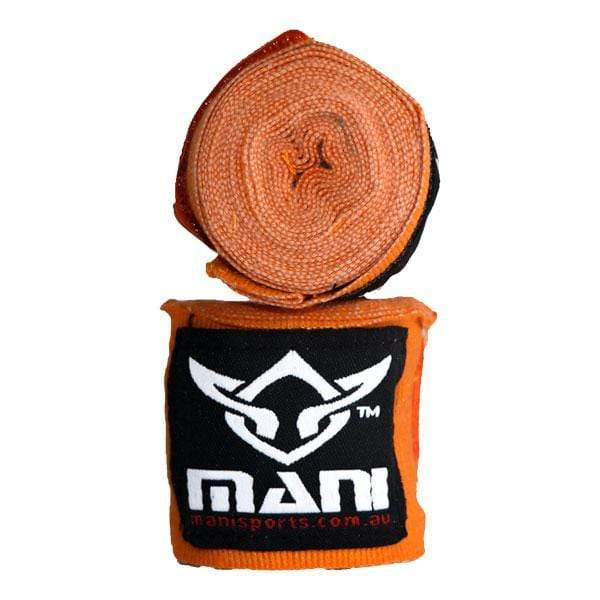 Boxing Hand Wrap Elasticated - 3 Meters Length - Mani Sports®