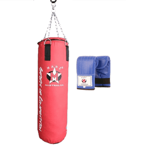 4ft Bag & Mitt Combo - Mani Sports®