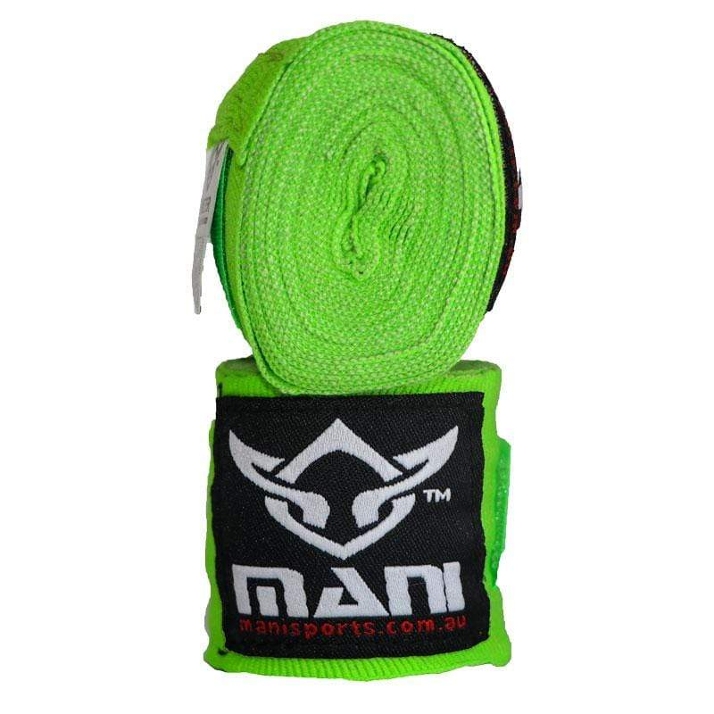 Boxing Hand wrap Elasticised - 4 meter - Mani Sports®