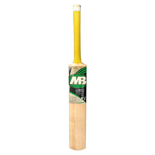 Malik Zulfi English Willow Cricket Bat - Mani Sports®