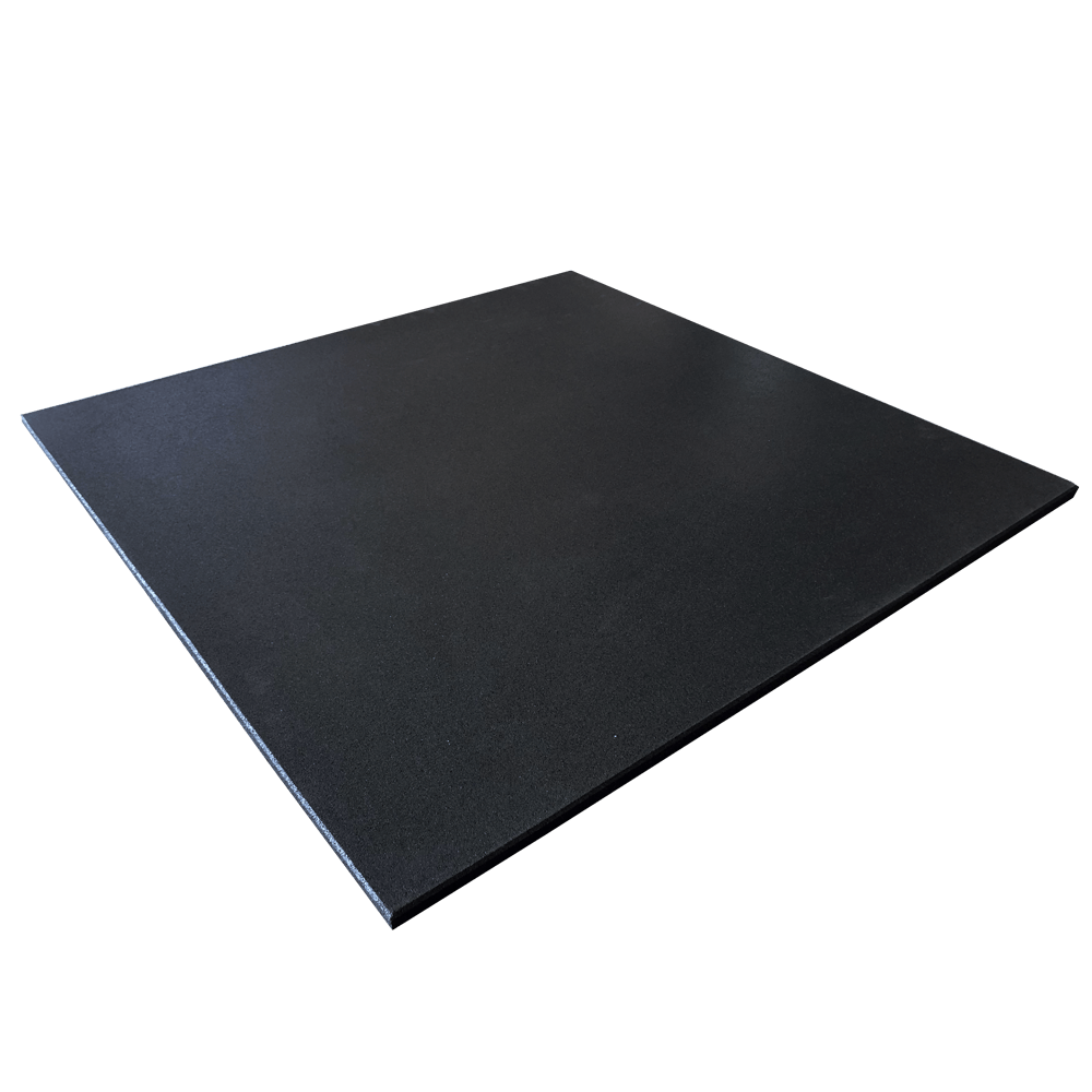 Rubber GYM Tiles- Commercial Floor Mats 15mm - Mani Sports®