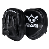 Pro Curved (Micro) Leather Focus Pads - Mani Sports®