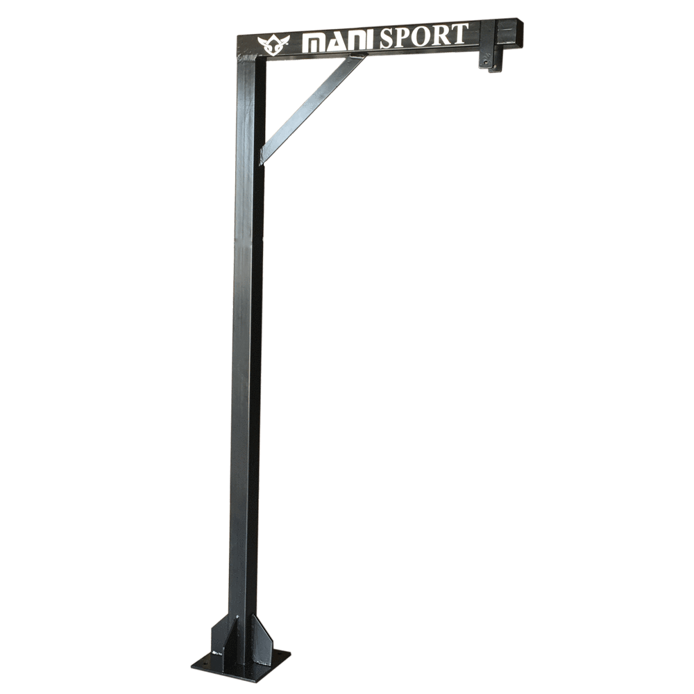 Commercial Floor Mounted Bag Arm/Bracket - Mani Sports ®
