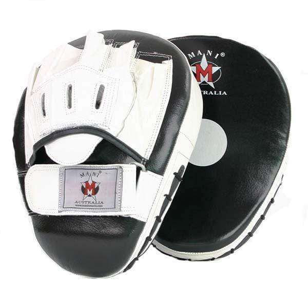 Leather Curved Focus Pad - Mani Sports ®