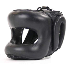 Leather Metal Frame Head Guard - Mani Sports®