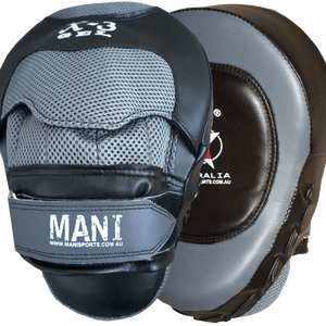 Gel Curved Focus Pads - Mani Sports®