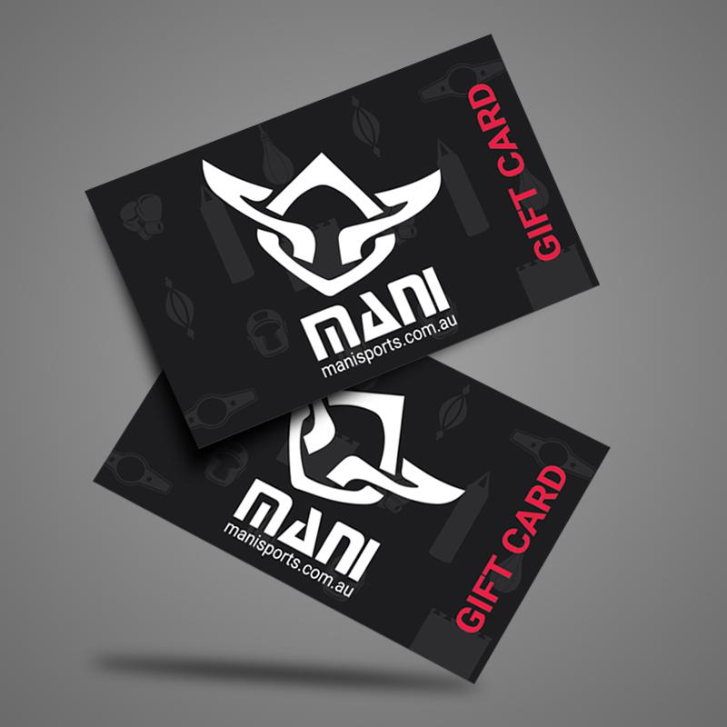 Mani eGift Card - Mani Sports®