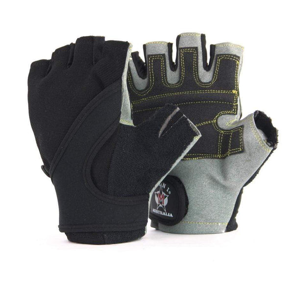 Gray Kevlar Training Gloves - Mani Sports®