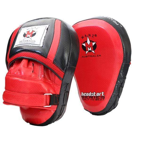 Head Start Focus Pads - Mani Sports ®