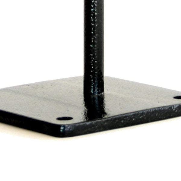 Floor to ceiling Ball Floor Hook with Bolting Plate - Mani Sports®