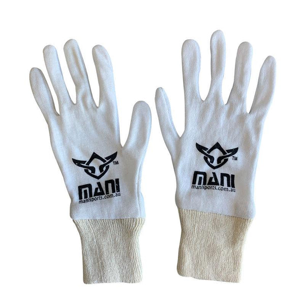 Boxing Glove Cotton Inners - White Cotton Gloves