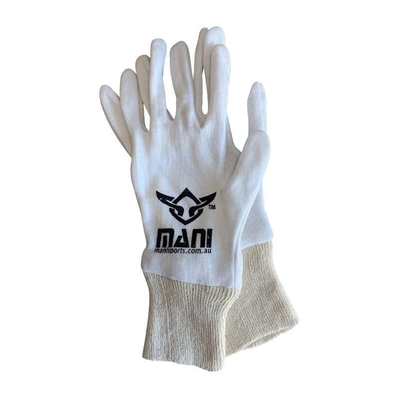 Boxing Glove Cotton Inners - White Cotton Gloves - Mani Sports®
