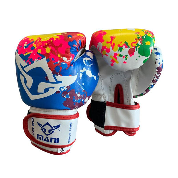 Kids Boxing Gloves Multi-Colour