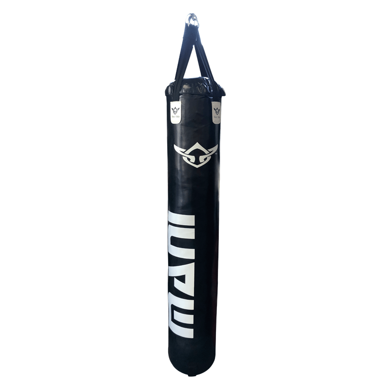 Punching Bag 5ft - Filled Commercial Grade For Punching and Kicking - Mani Sports®