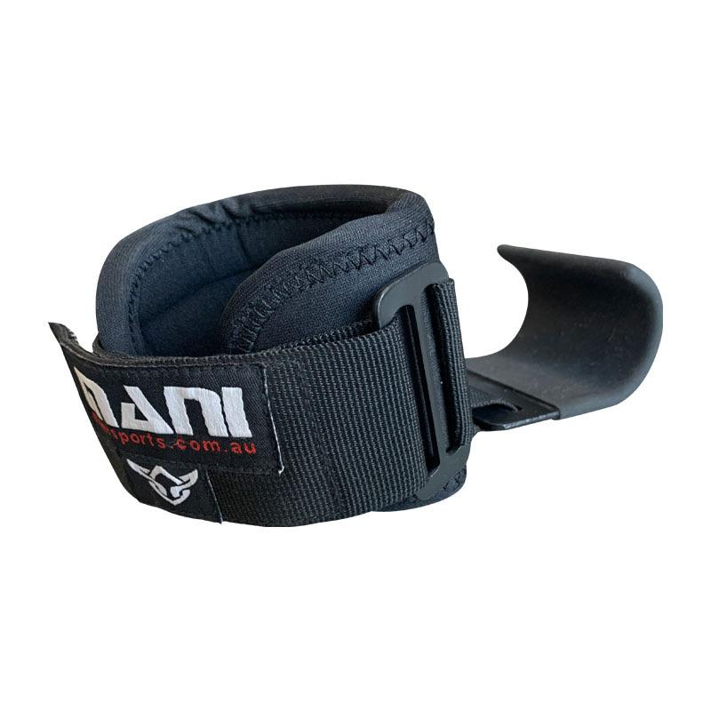 Weight Lifting Straps Hook For Deadlift, Pull Ups & Power Lifting - Mani Sports®