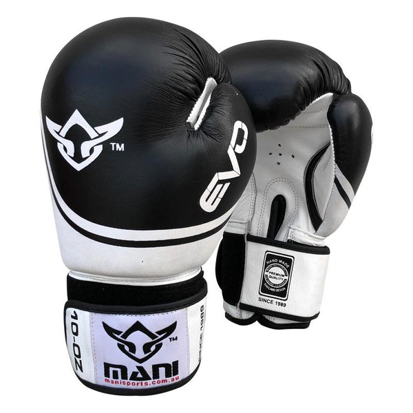 EVO Leather Boxing Glove - Mani Sports®