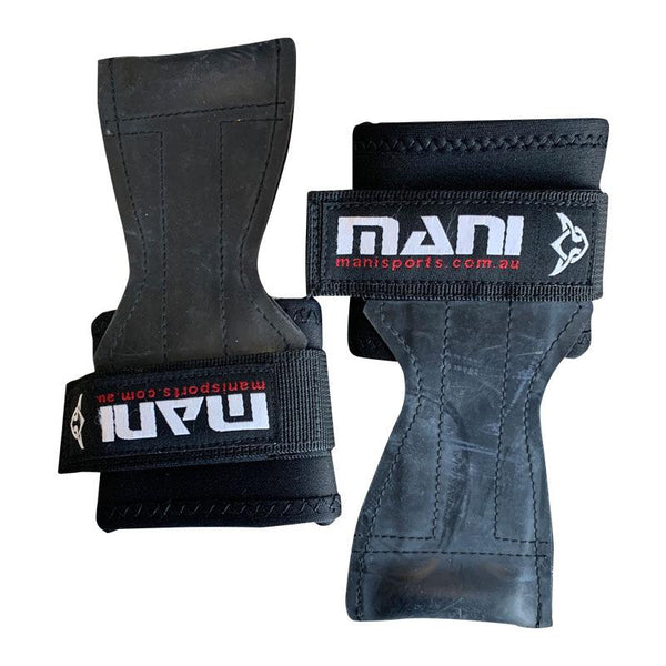 Weight Lifting Grips Straps - Super Grips / Versa Grips - Mani Sports®