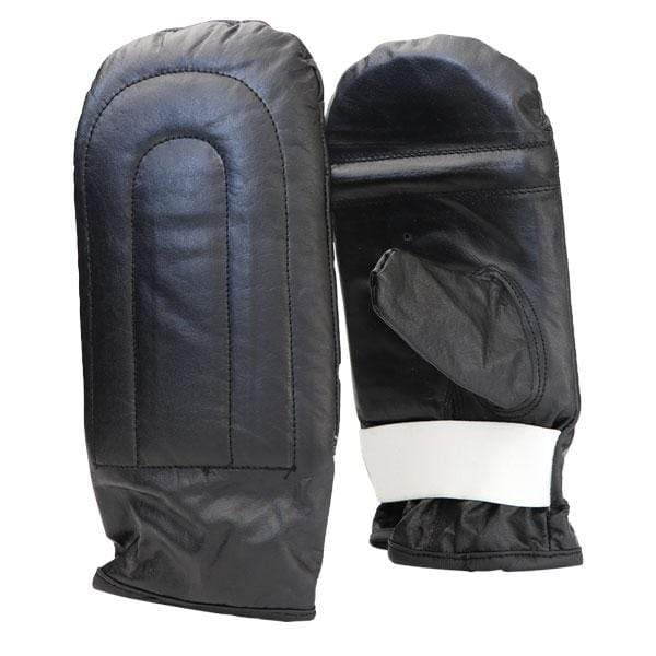 Leather Bag Mitts - Mani Sports®