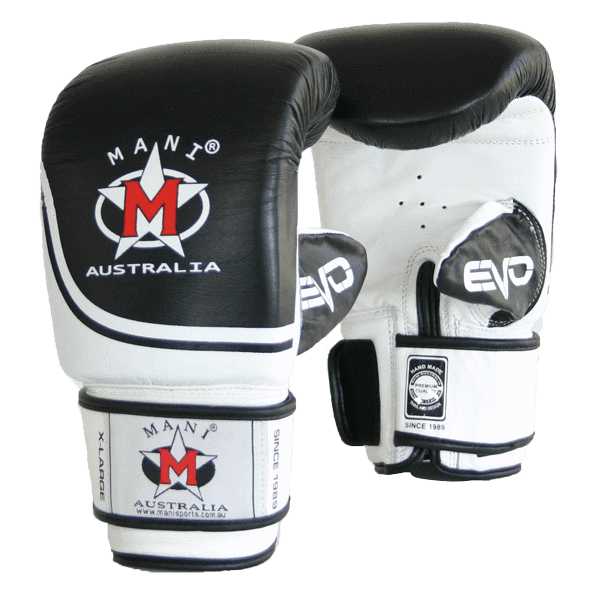 EVO Leather Bag Mitts - Mani Sports®