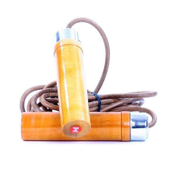 Leather Skipping Rope - Mani Sports ®