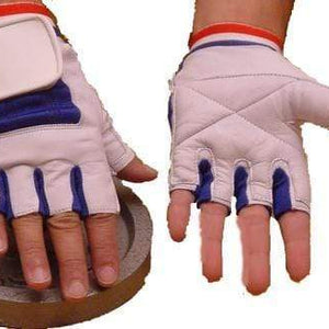 Leather spandex Glove - Mani Sports®