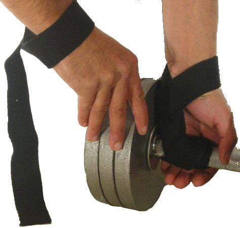 Lifting Straps non Padded - Mani Sports ®