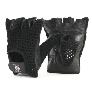 Mesh Weight Training Gloves - Mani Sports®
