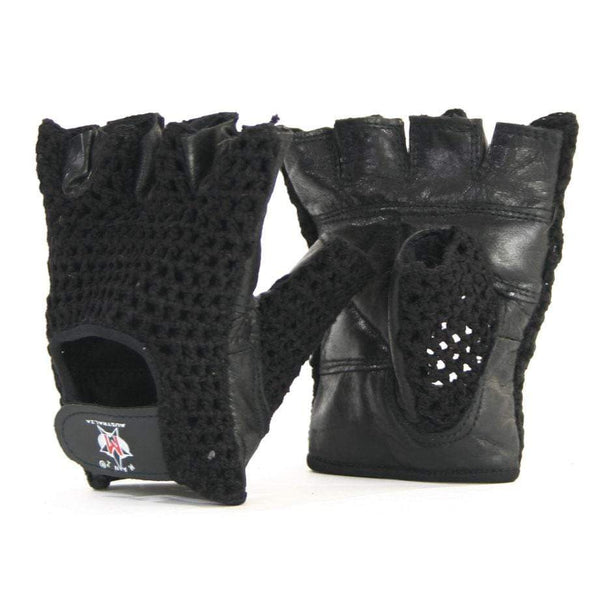 Mesh Weight Training Gloves - Mani Sports ®