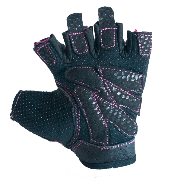 Pink Weight training Gloves - Mani Sports ®