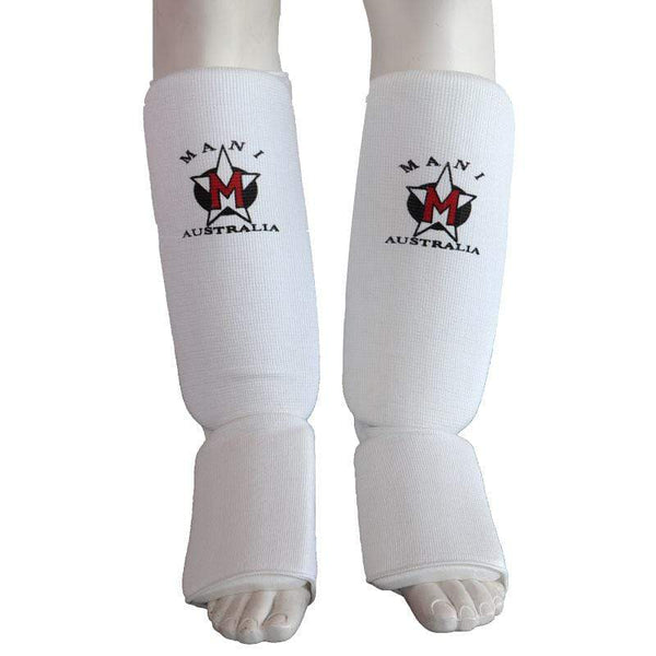 Polyester/Cotton Shin & Instep Protector - Mani Sports ®