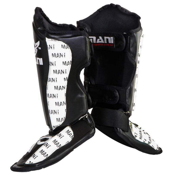 Leather EVO Shin and Step Protector - Mani Sports®