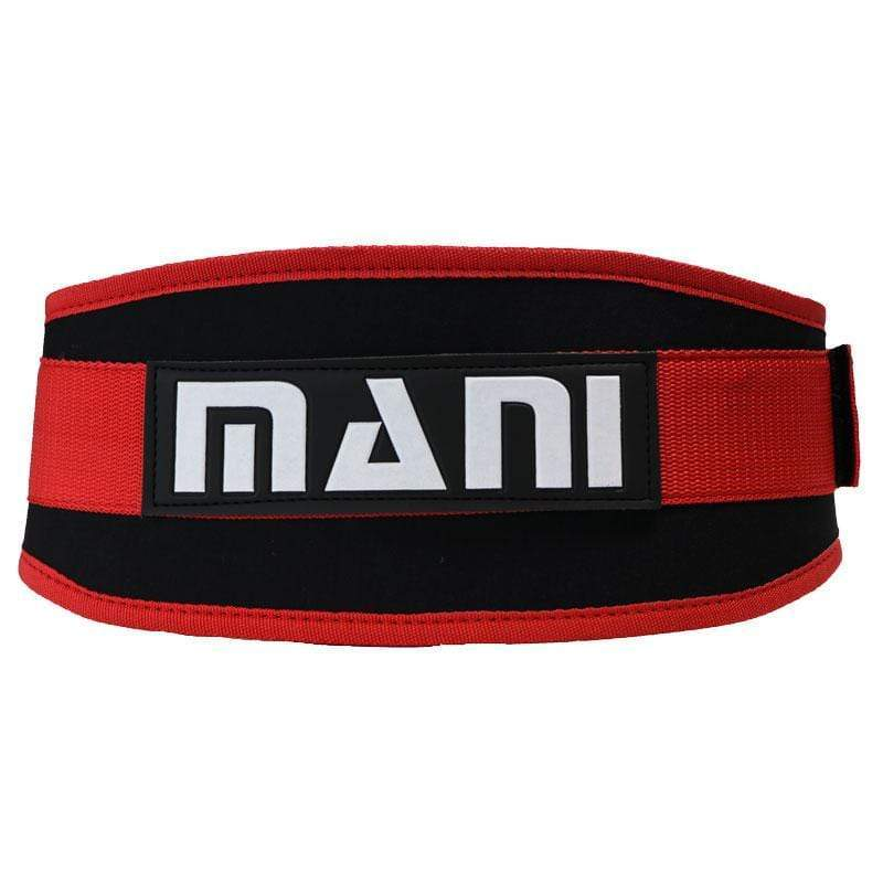 "Synthetic 5"" Weight Training Belt - Mani Sports ®"