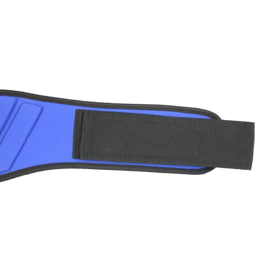 "Synthetic 6"" V Weight Training Belt - Mani Sports ®"