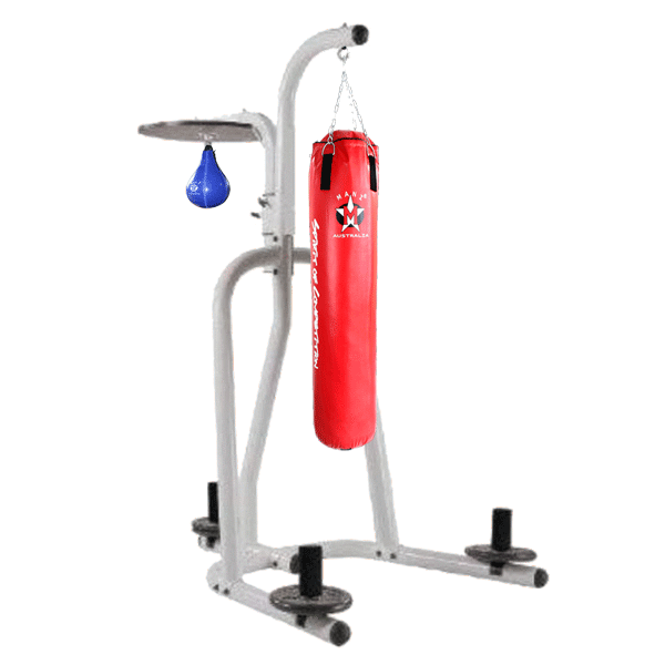 Heavy Bag Stand with Bag and Speed Ball - Mani Sports®