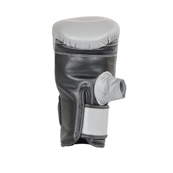 Leather Weighted Gel Bag Mitt - Mani Sports®