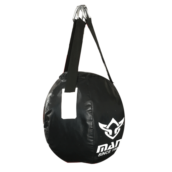 Wrecking Ball Bag - Heavy Uppercut Punching Bag 45cm diameter - Mani Sports®