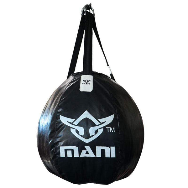 Wrecking Ball Bag - Heavy Uppercut Punching Bag 65cm diameter - Mani Sports®