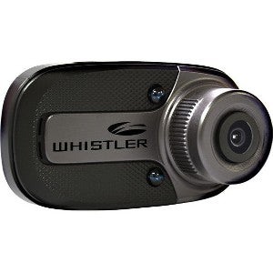 "Whistler Digital Camcorder - 1.5"" LCD - Full HD - 16:9 - 4x Digital Zoom - USB - microSD - Memory Card - Suction Mount, Dashboard Mount 1280X720P /30FPS LOOP RECORDING"