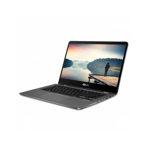Asus Zenbook Flip UX461UN-DS74T 14 inch Touchscreen Intel Core i7-8550U 1.8GHz/ 16GB LDDR3/ 512GB SSD/ USB3.1/ Windows 10 Ultrabook (Grey MZ)