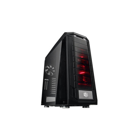 Cooler Master Trooper SE No Power Supply ATX Full Tower w/ Window (Black)