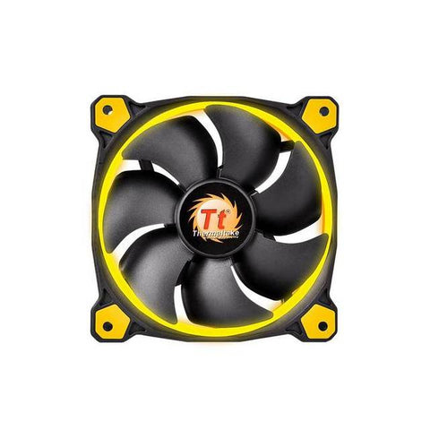 Thermaltake Riing 120mm Yellow LED Case Fan