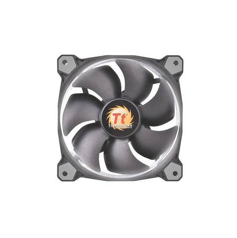 Thermaltake Riing 140mm White LED Case Fan