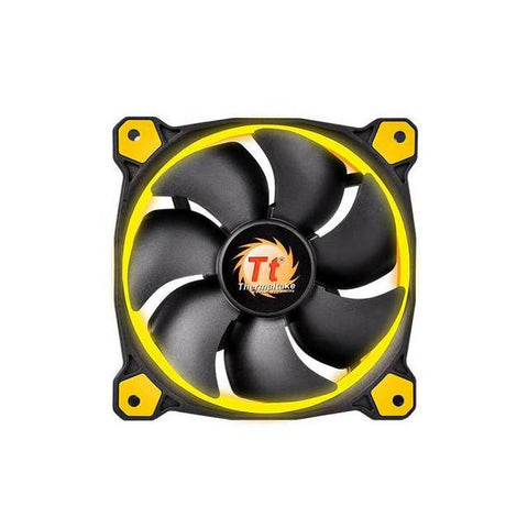 Thermaltake Riing 140mm Yellow LED Case Fan