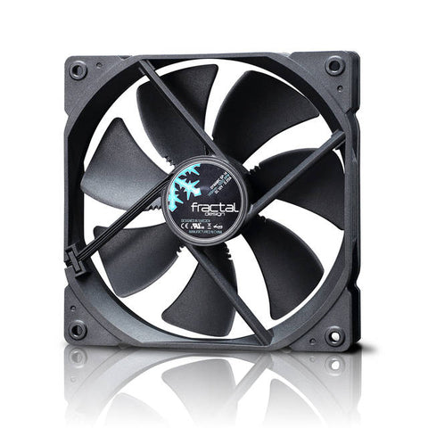 Fractal Design Dynamic GP-14 FD-FAN-DYN-GP14-BK 140mm Case Fan (Black)